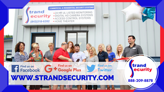 Strand Security Staff