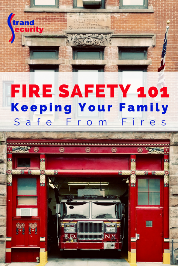 Keeping your family safe from fires - Fire Safety tips!