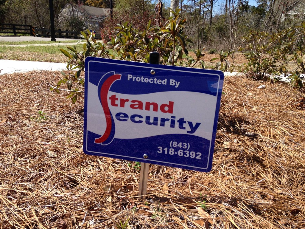 Who protects your home when you are not around? Trust Strand Security to install your security system and monitor your home or business!