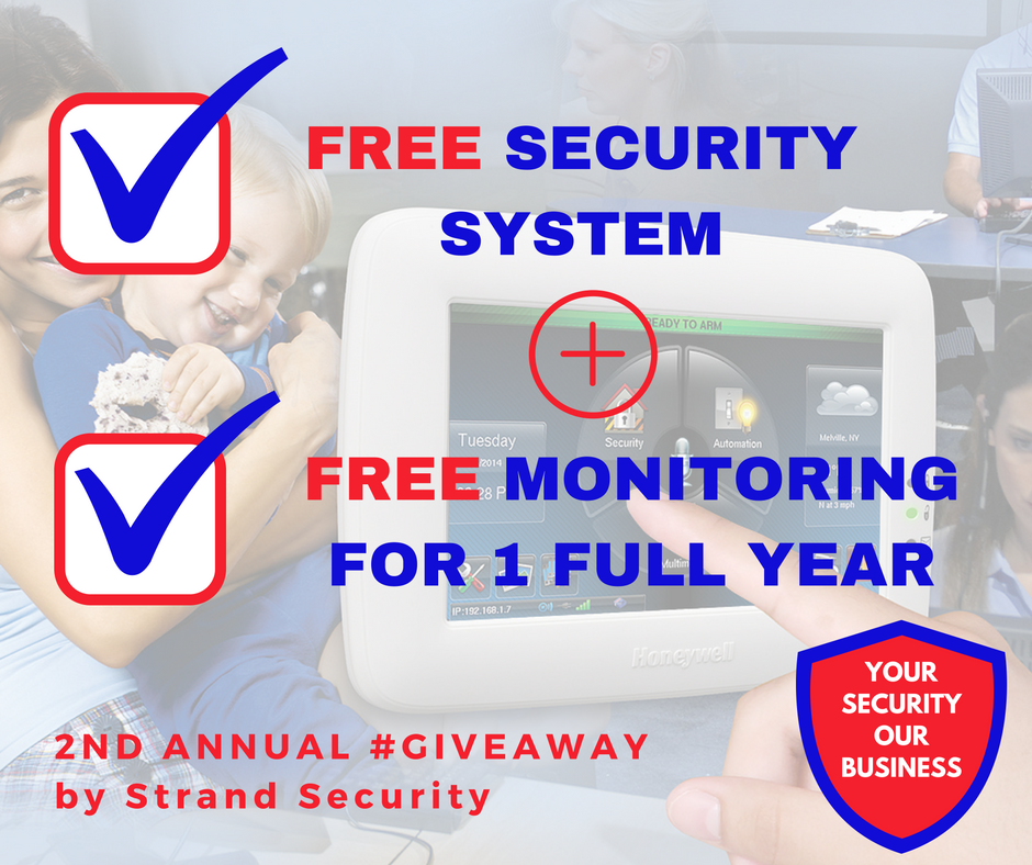 Strand Security | Security System | Alarm System Myrtle Beach