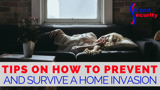 How to prevent and survive a home invasion Myrtle Beach Home Security