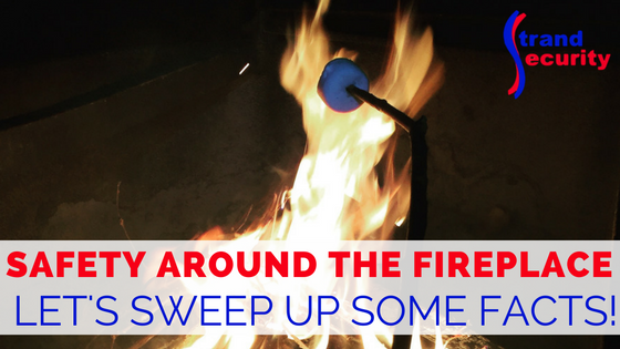 Safety around the fireplace let s sweep up some facts for Safety around the house
