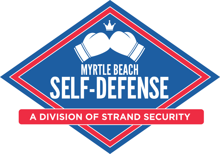 Myrtle Beach Self Defense New Logo