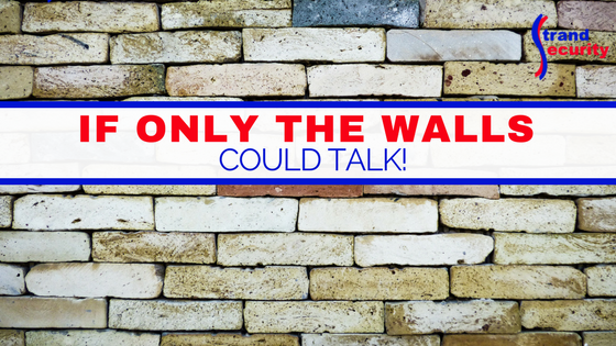 If only the walls could talk - voice activated smart home technology Myrtle Beach