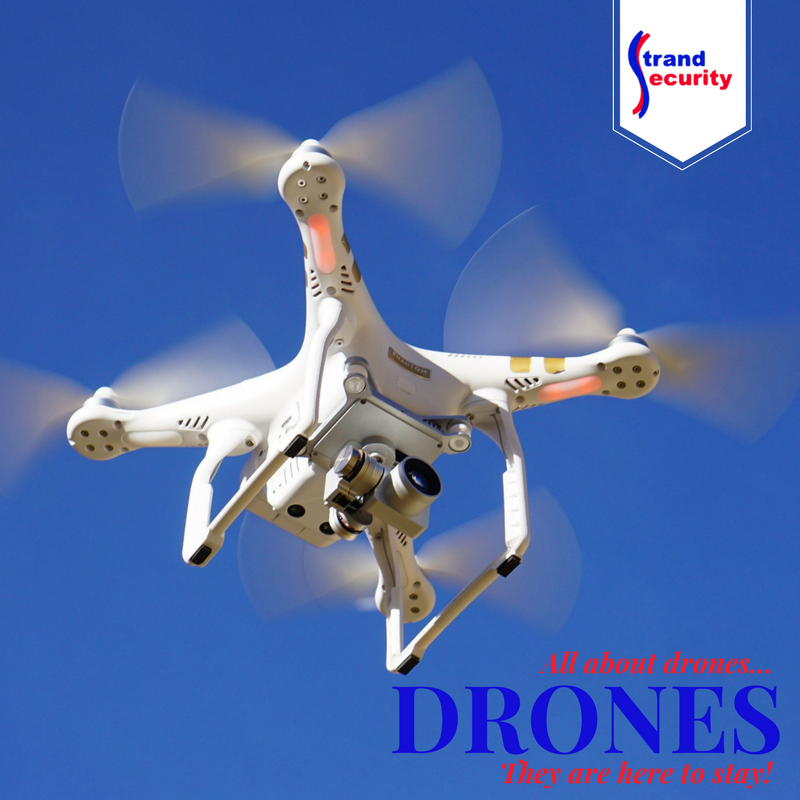 drones and home security
