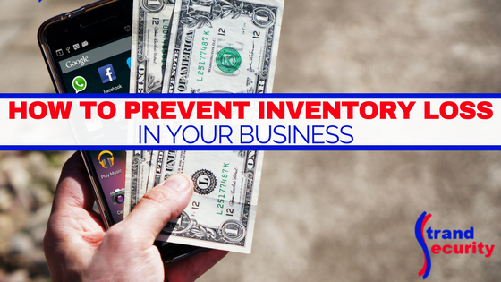 How to prevent inventory loss in your business in Myrtle Beach