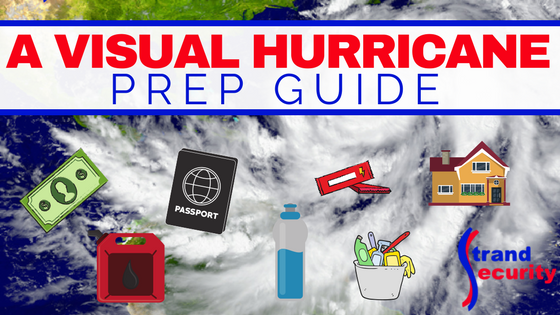 a visual hurricane prep guide