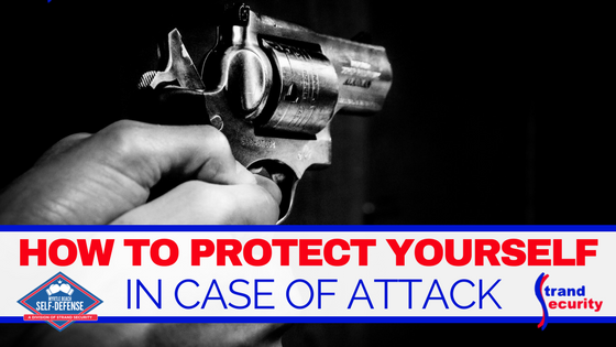 How to protect youeslef in case of attack - Myrtle Beach Self Defense