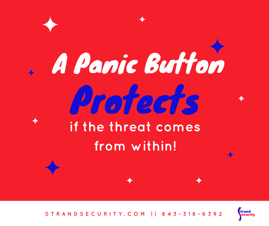 A panic button can safe the lives of your employees
