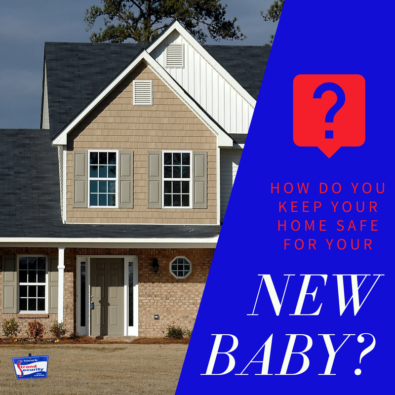 How do you keep your home safe for your baby?