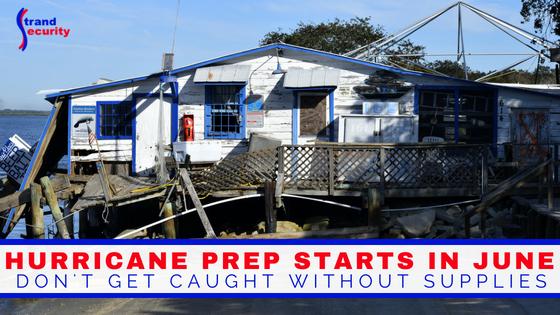 hurricane prep starts in June