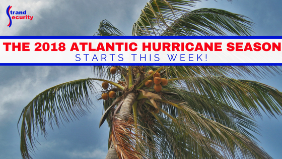 start of the 2018 atlantic hurricane season