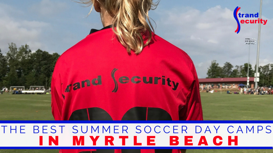 soccer day camp myrtle beach