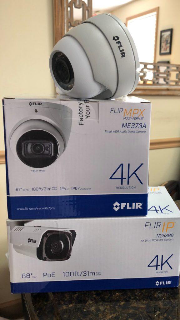 FLIR cameras in Myrtle Beach