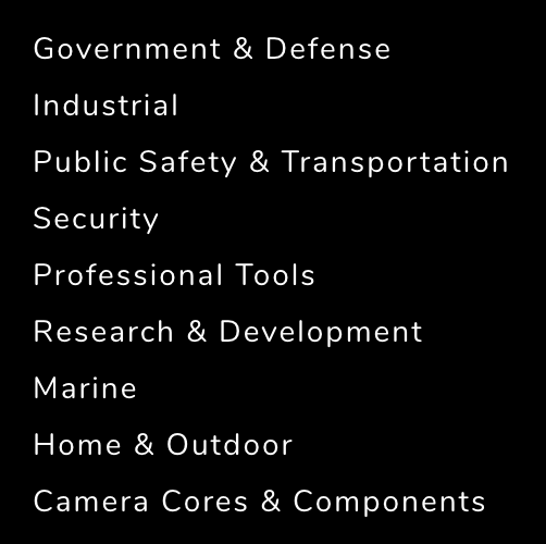 FLIR applications