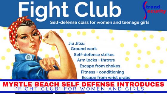 Myrtle beach Fight Club