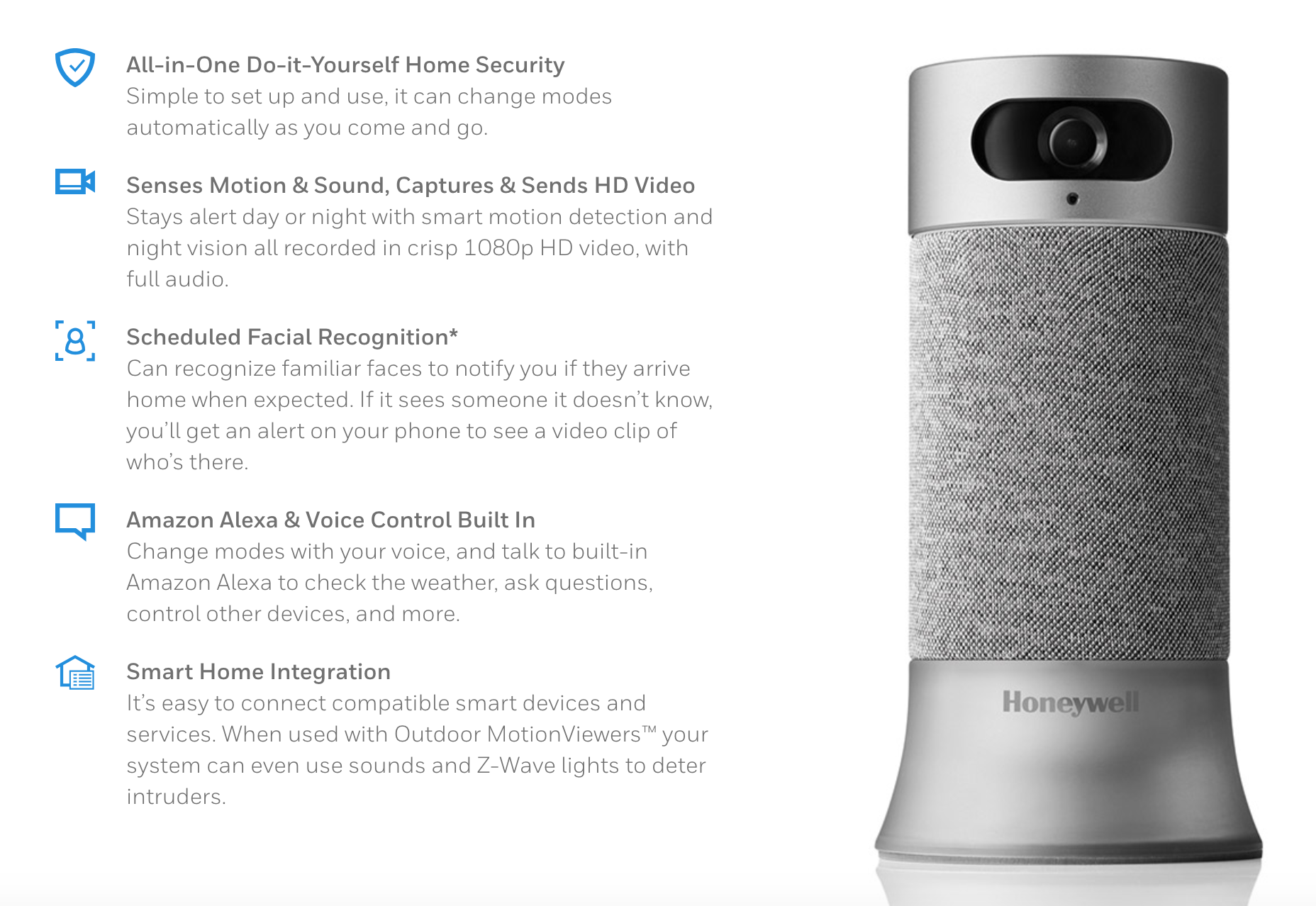Introducing the Honeywell Smart Home Security System! | Strand
