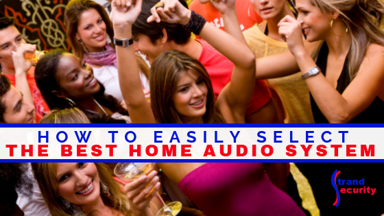 best home audio system