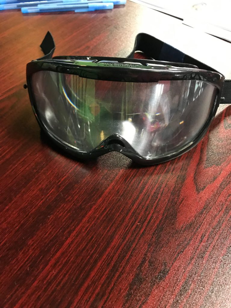 drink goggles used in Drive-N-Live