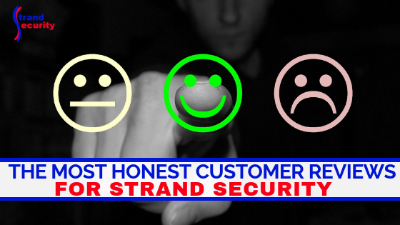 Strand Security reviews