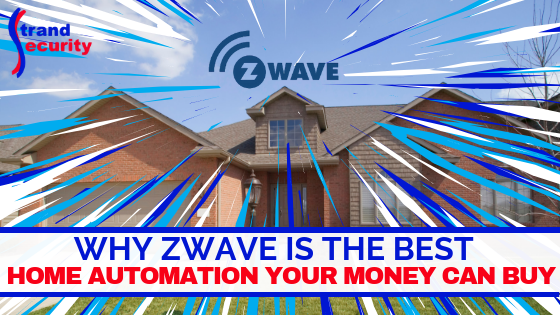 Zwave is the best home automation