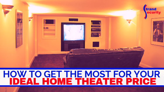 home theater pricing