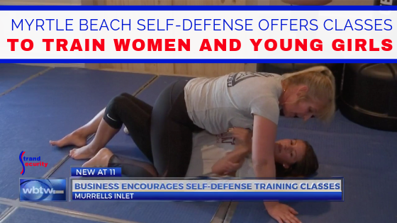 self-defense classes in Myrtle Beach