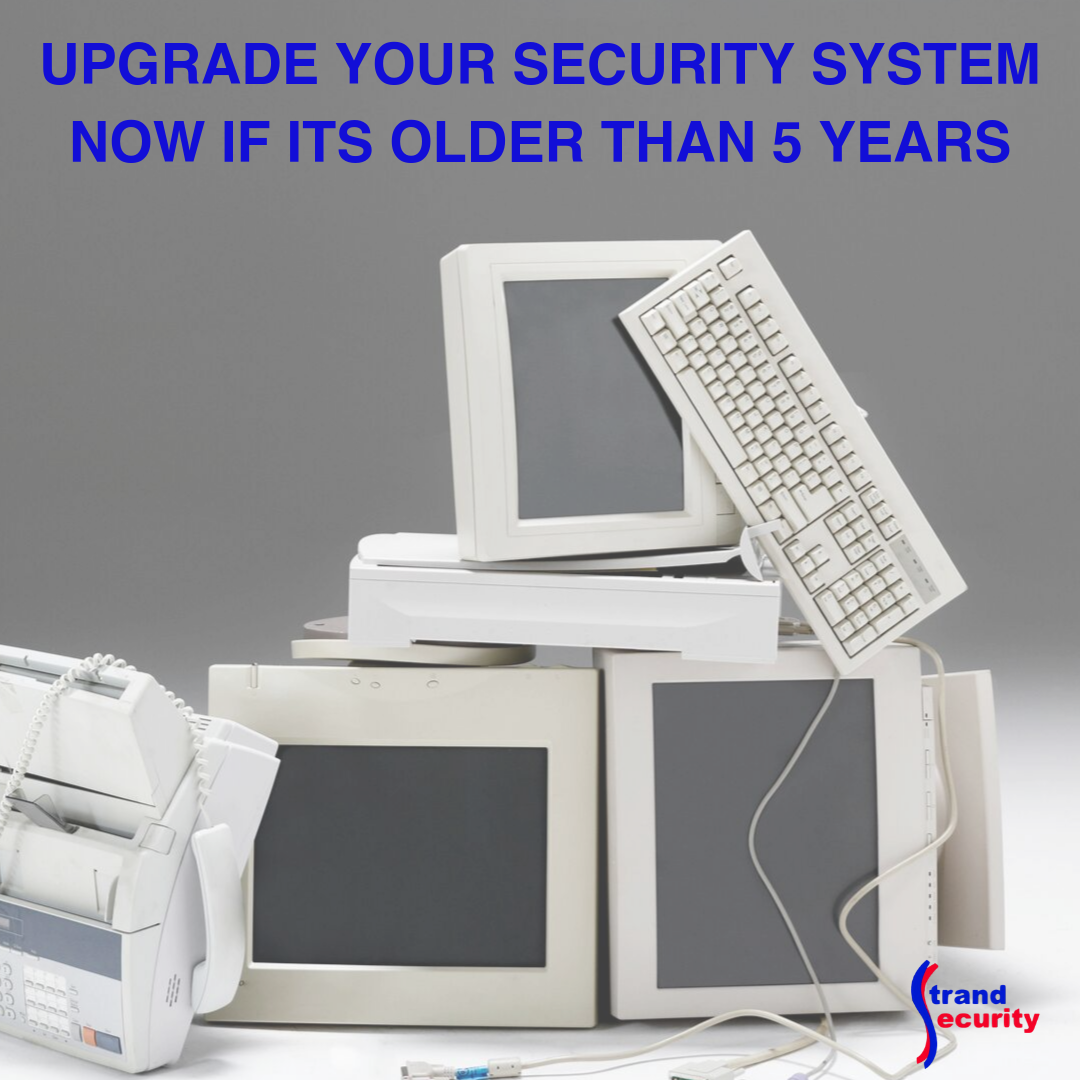 upgrade your security system