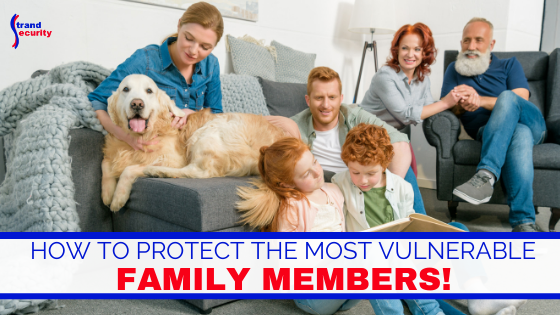 protect vulnerable family members