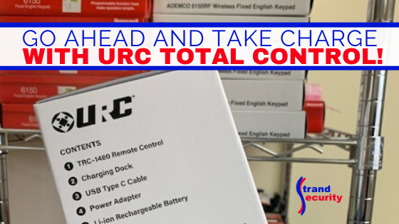 URC total control Smarthome