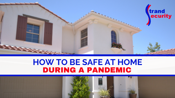 home safety during a pandemic
