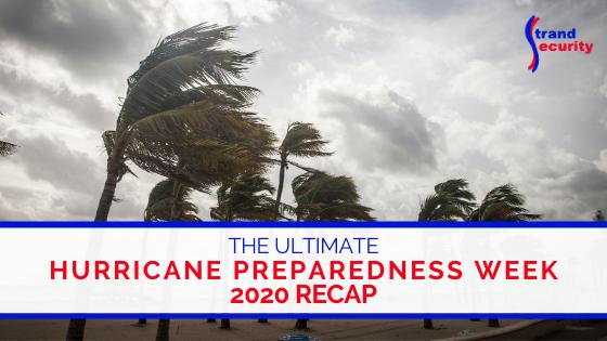hurricane Preparedness Week 2020