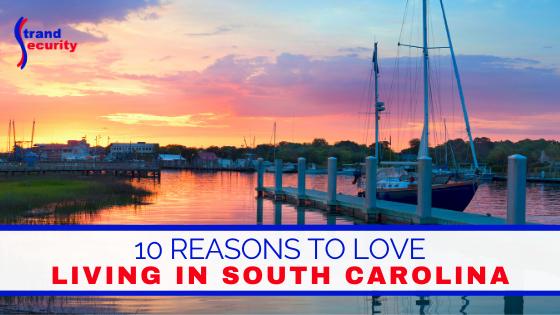 meet the South Carolina we love