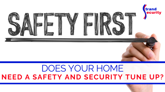 home audit security and safety