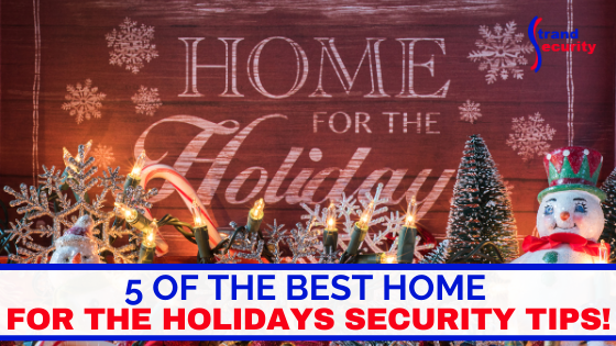 holiday security tips