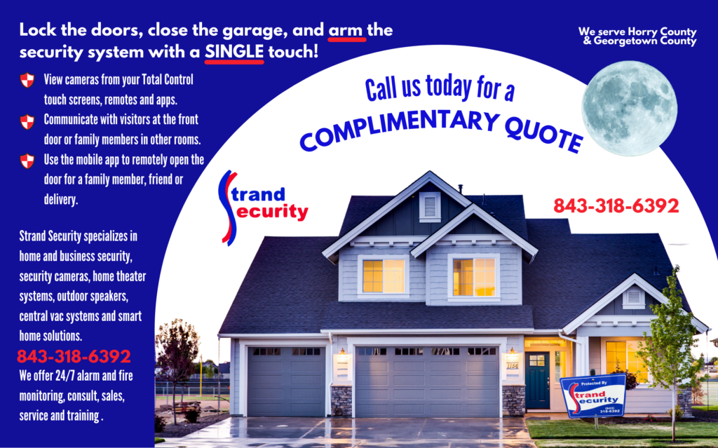 Strand Security Services